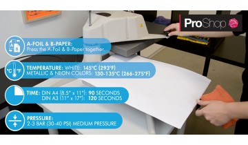Papel Transfer Forever Flex-Soft No-Cut (Novo video)