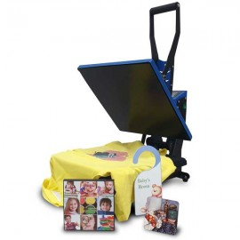 Heat Press ColorTrans CT3838 II PRO