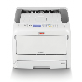 Laser Printer OKI Pro8432WT White Toner A3