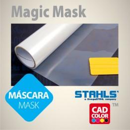 Adhesive Carrier Mask for Heat Transfer Thermofilm