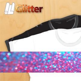 Vinil Têxtil Flex Forever Glitter