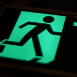 Vinil têxtil Forever Flex fotoluminescente
