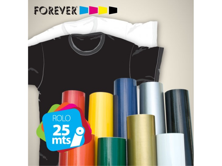 Forever Flex Thermofilm (25 mts roll)
