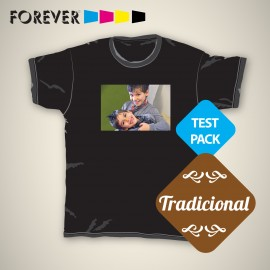 Forever Laser Dark Heat Transfer Paper for Dark Fabrics
