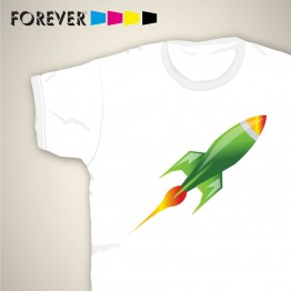 Forever Laser Transparent No Background Heat Transfer paper