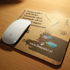 Mouse Pads (white) for customization